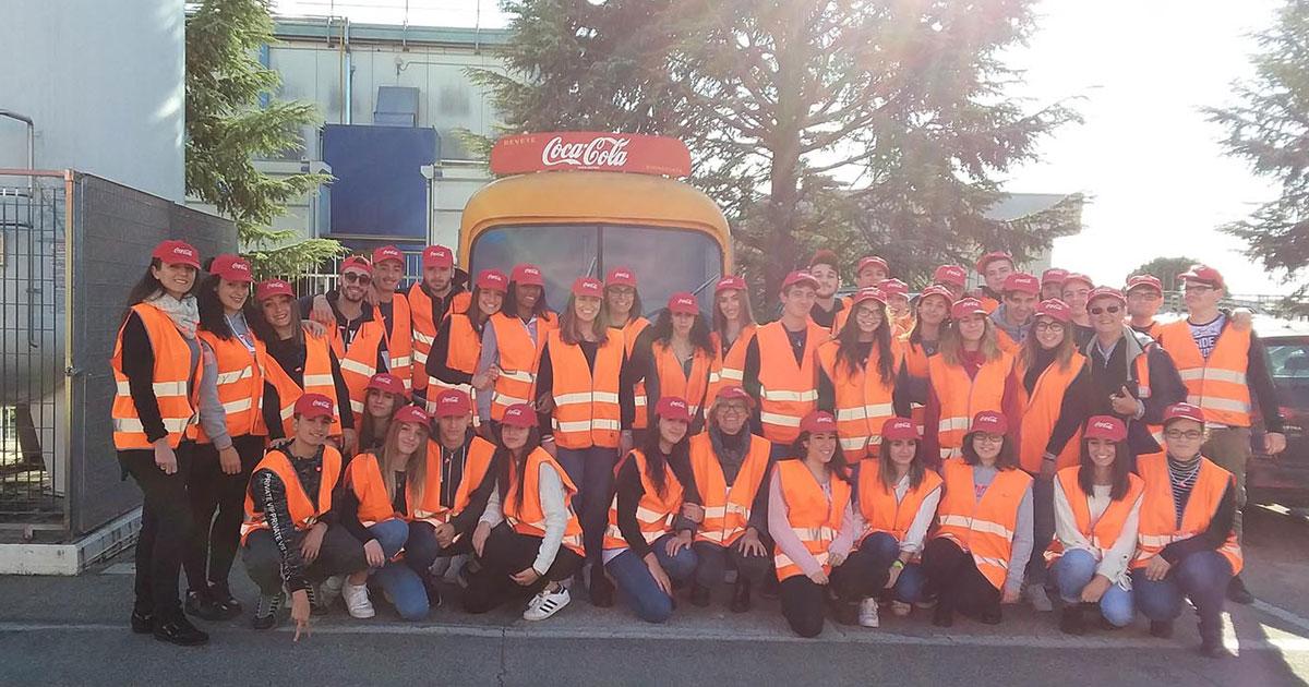 Coca Cola HBC Italia di Nogara