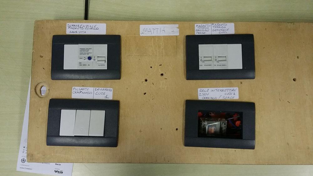 Laboratorio di disc. Elettriche