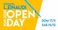 Open Day Einaudi